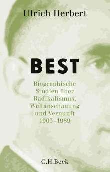 Ulrich Herbert: Best, Buch