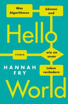 Hannah Fry: Hello World, Buch