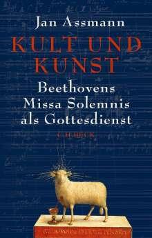 Jan Assmann: Kult und Kunst, Buch