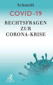 Covid-19, Buch