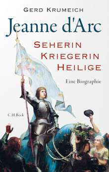 Gerd Krumeich: Jeanne d'Arc, Buch