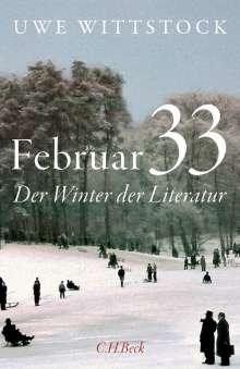 Uwe Wittstock: Februar 33, Buch