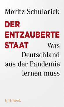 Moritz Schularick: Der entzauberte Staat, Buch