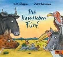 Axel Scheffler: Die hässlichen Fünf, Buch