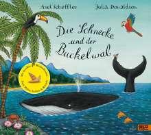 Axel Scheffler: Die Schnecke und der Buckelwal., Buch