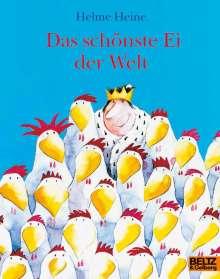 Helme Heine: Das schönste Ei der Welt, Buch