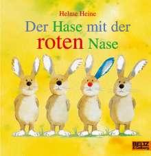 Helme Heine: Der Hase mit der roten Nase, Buch