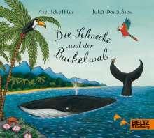Axel Scheffler: Die Schnecke und der Buckelwal, Buch