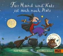 Axel Scheffler: Für Hund und Katz ist auch noch Platz, Buch