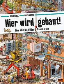 Doro Göbel: Hier wird gebaut!, Buch