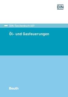 Öl- und Gasfeuerungen, Buch