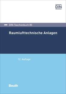 Raumlufttechnische Anlagen, Buch
