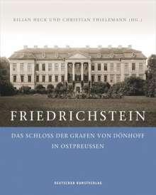 Friedrichstein, Buch