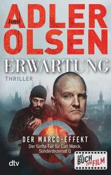 Jussi Adler-Olsen: Erwartung, Buch
