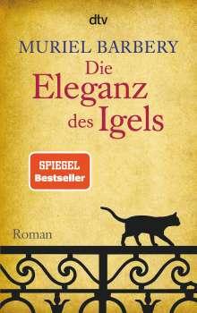 Muriel Barbery: Die Eleganz des Igels, Buch
