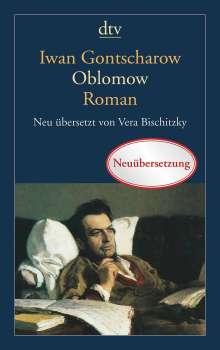 Iwan Gontscharow: Oblomow, Buch