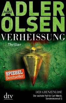 Jussi Adler-Olsen: Verheißung Der Grenzenlose, Buch