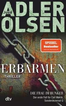 Jussi Adler-Olsen: Erbarmen, Buch