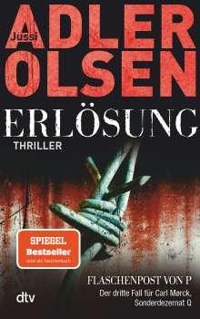 Jussi Adler-Olsen: Erlösung, Buch