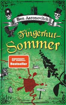 Ben Aaronovitch: Fingerhut-Sommer, Buch