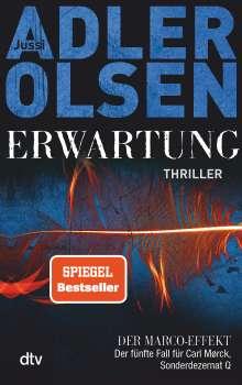 Jussi Adler-Olsen: Erwartung DER MARCO-EFFEKT, Buch