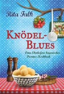Rita Falk: Knödel-Blues, Buch