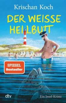 Krischan Koch: Der weiße Heilbutt, Buch