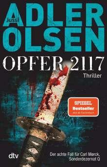 Jussi Adler-Olsen: Opfer 2117, Buch