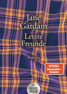 Jane Gardam: Letzte Freunde, Buch