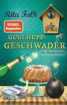 Rita Falk: Guglhupfgeschwader, Buch