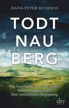 Hans-Peter Kunisch: Todtnauberg, Buch