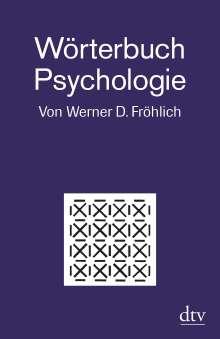 Werner D. Fröhlich: Wörterbuch Psychologie, Buch