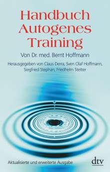 Bernt H. Hoffmann: Handbuch Autogenes Training, Buch