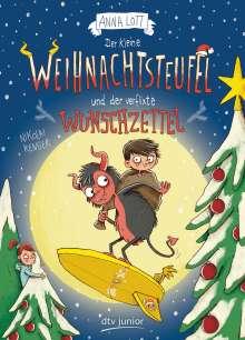 Anna Lott: Der kleine Weihnachtsteufel und der verflixte Wunschzettel, Buch