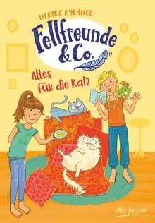 Ulrike Rylance: Fellfreunde und Co. - Alles für die Katz, Buch