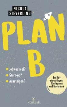 Nicola Sieverling: Plan B, Buch