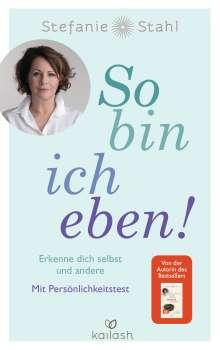 Stefanie Stahl: So bin ich eben!, Buch