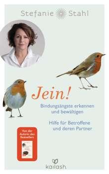Stefanie Stahl: Jein!, Buch