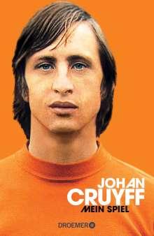 Johan Cruyff: Mein Spiel, Buch