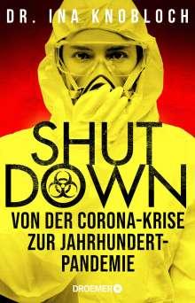Ina Knobloch: Shutdown, Buch