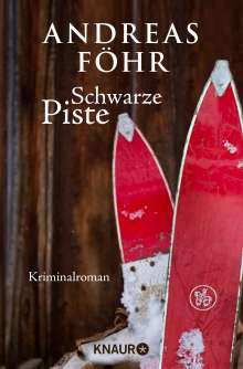 Andreas Föhr: Schwarze Piste, Buch