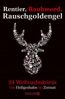 Gert Anhalt: Rentier, Raubmord, Rauschgoldengel, Buch