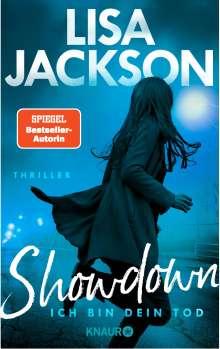Lisa Jackson: Showdown - Ich bin dein Tod, Buch