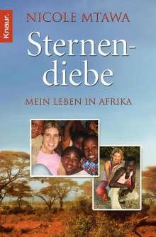 Nicole Mtawa: Sternendiebe, Buch