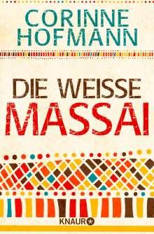 Corinne Hofmann: Die weiße Massai, Buch
