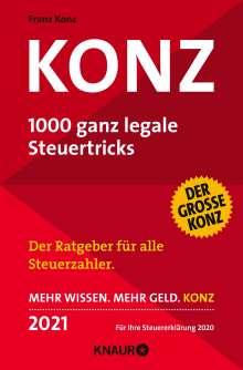 Konz 2021, Buch