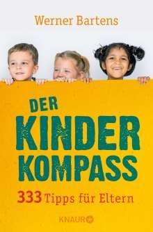 Werner Bartens: Der Kinderkompass, Buch