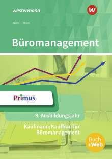 Frank Meyer-Faustmann: Büromanagement. 3. Ausbildungsjahr: Schülerband, Buch