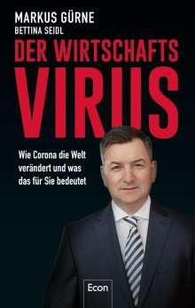 Markus Gürne: Der Wirtschafts-Virus, Buch