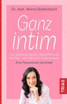 Verena Breitenbach: Ganz intim, Buch